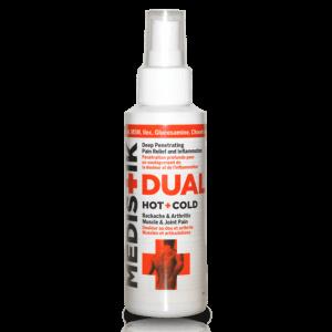 Medistik dual spray